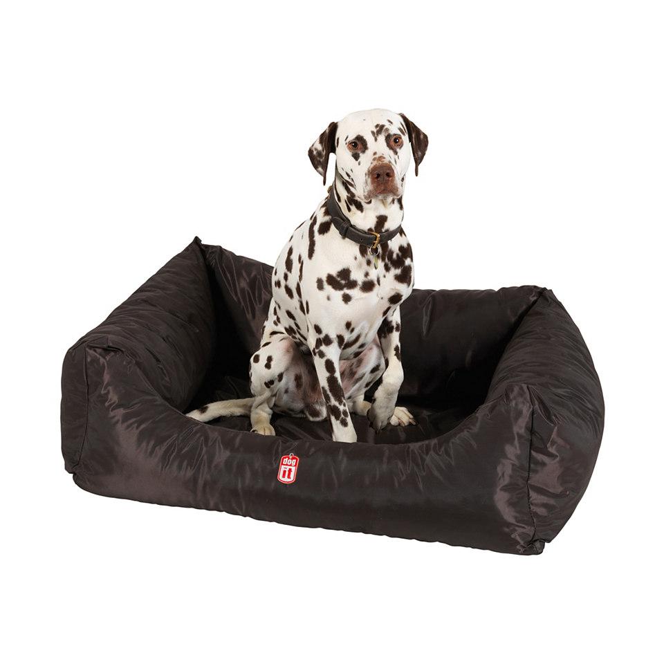 Hundebett »Komfort« braun