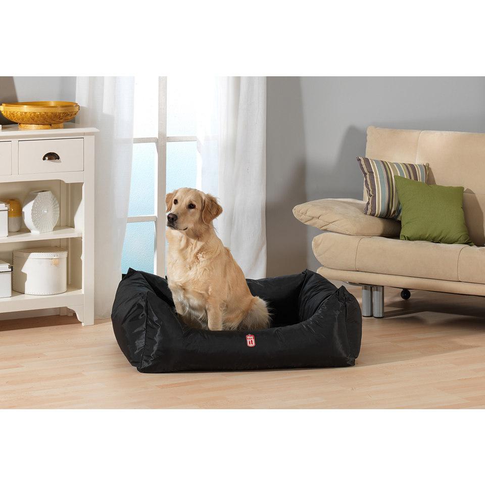 Hundebett �Komfort� schwarz