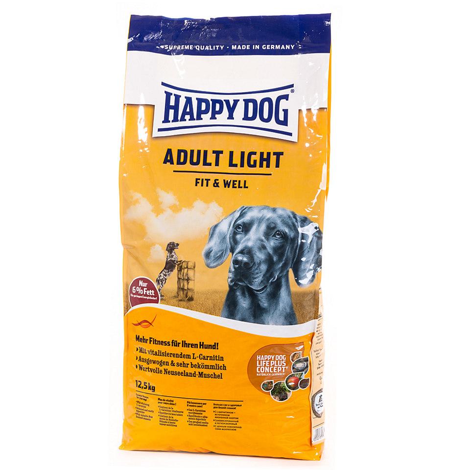 Hundefutter »Adult Light« (1 x 12,5 kg)