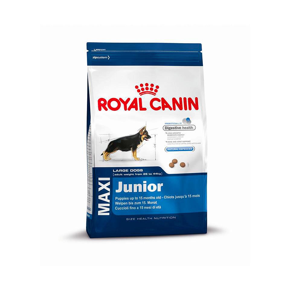 Hundefutter - Alleinfuttermittel »Maxi Junior«