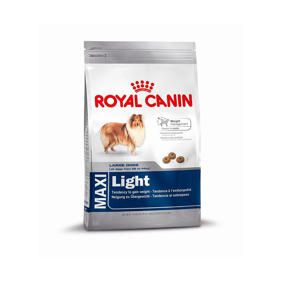 Hundefutter - Alleinfuttermittel »Maxi Light«