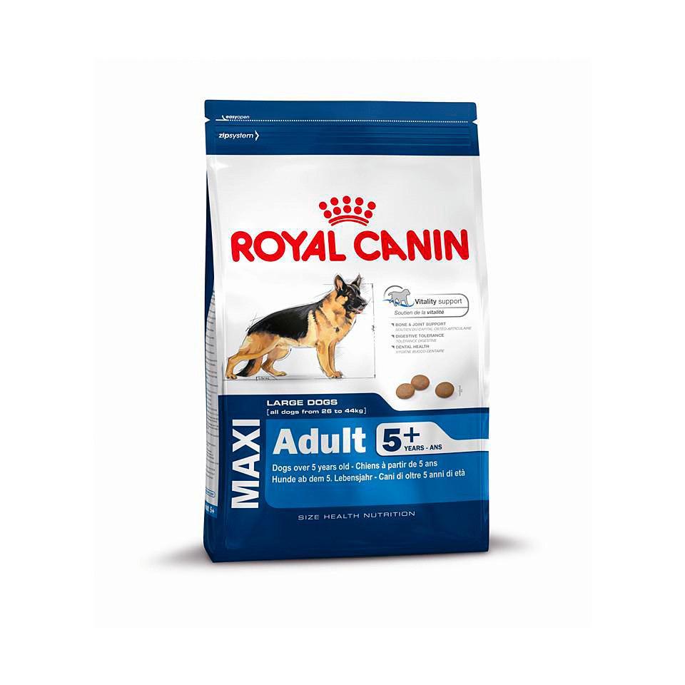 Hundefutter - Alleinfuttermittel �Maxi Mature�