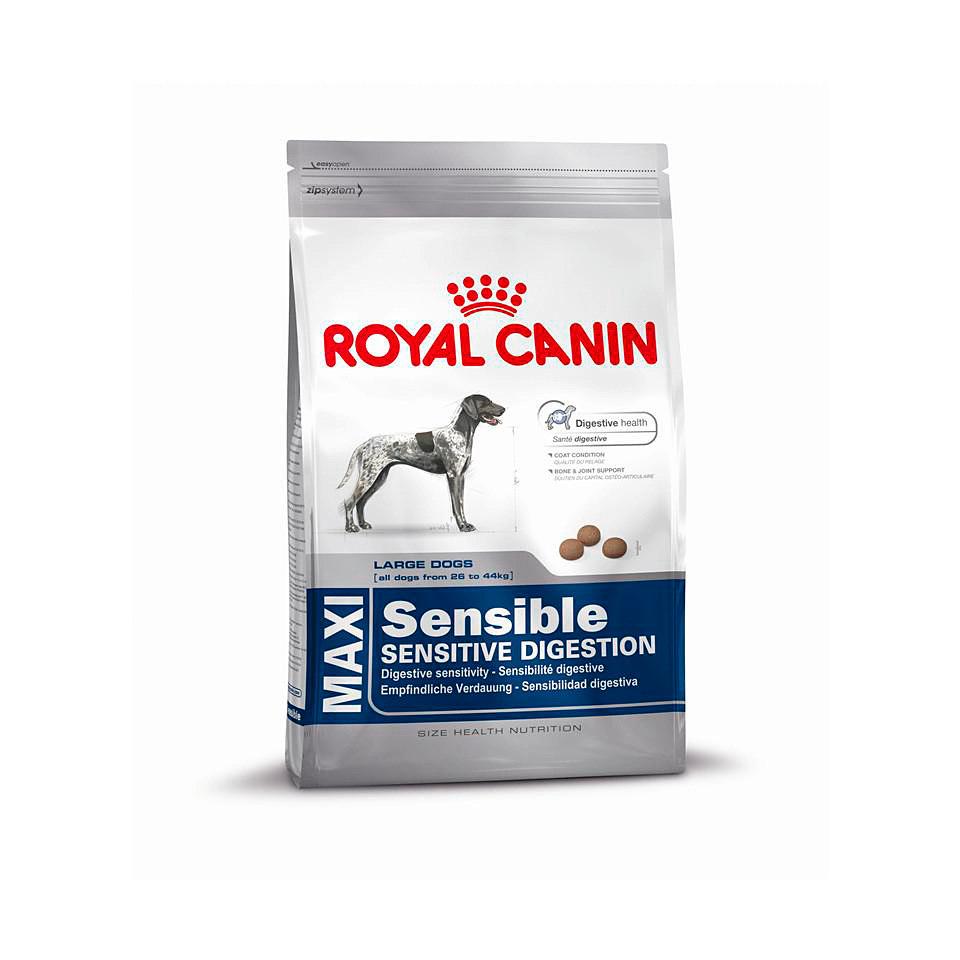 Hundefutter - Alleinfuttermittel »Maxi Sensible«