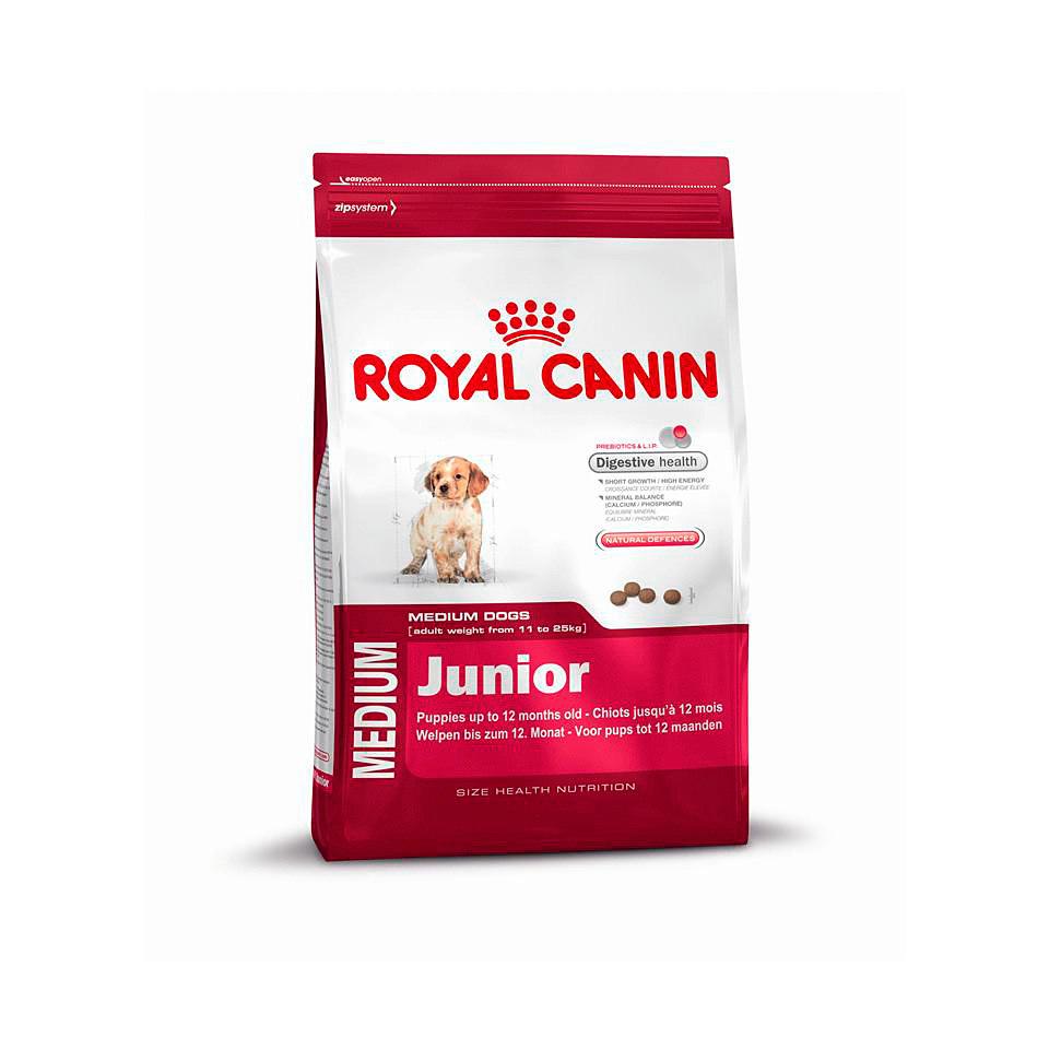 Hundefutter - Alleinfuttermittel �Medium Junior�