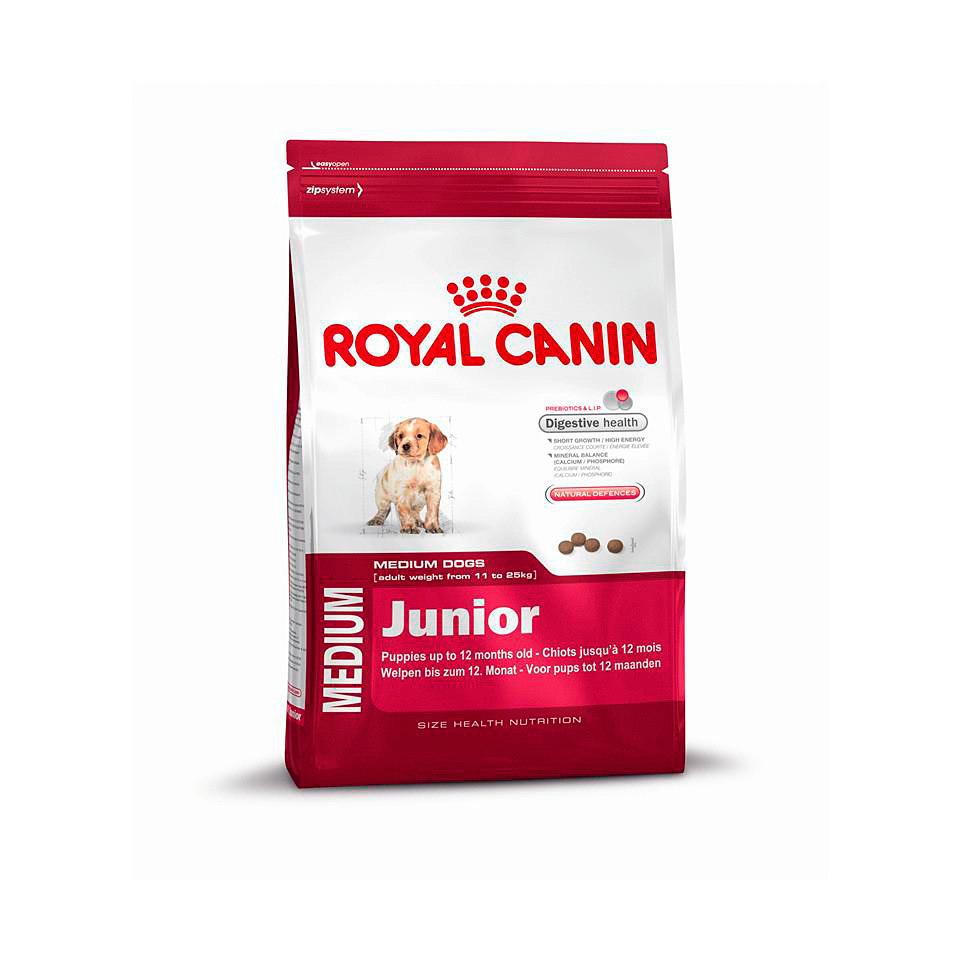 Hundefutter - Alleinfuttermittel »Medium Junior«