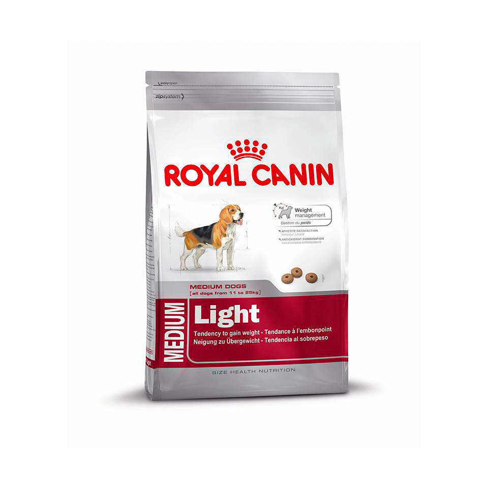 Hundefutter - Alleinfuttermittel �Medium Light�