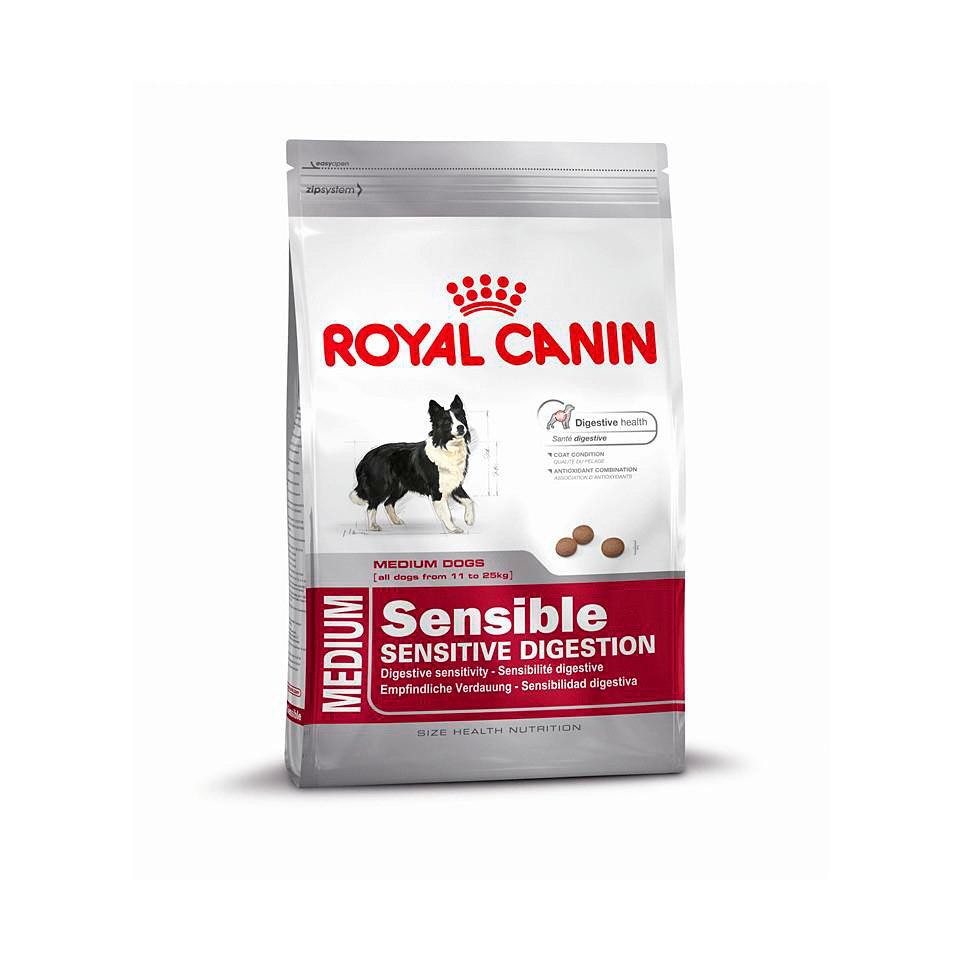Hundefutter - Alleinfuttermittel �Medium Sensible�