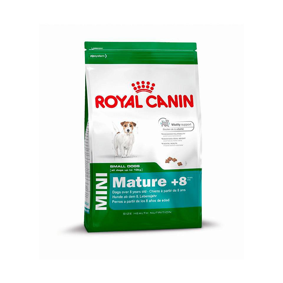 Hundefutter - Alleinfuttermittel »Mini Mature«