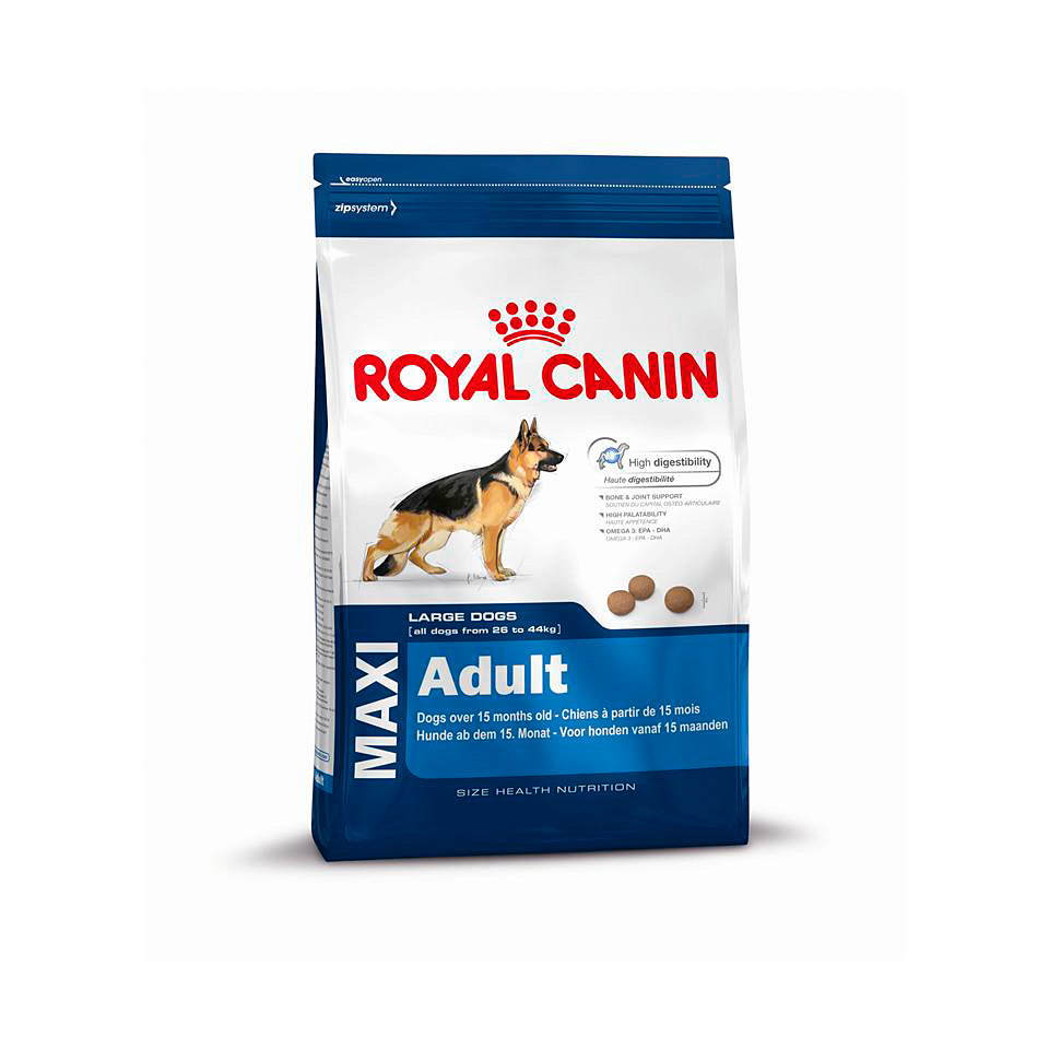 Hundefutter - Alleinfuttermittel für Hunde »Maxi Adult«
