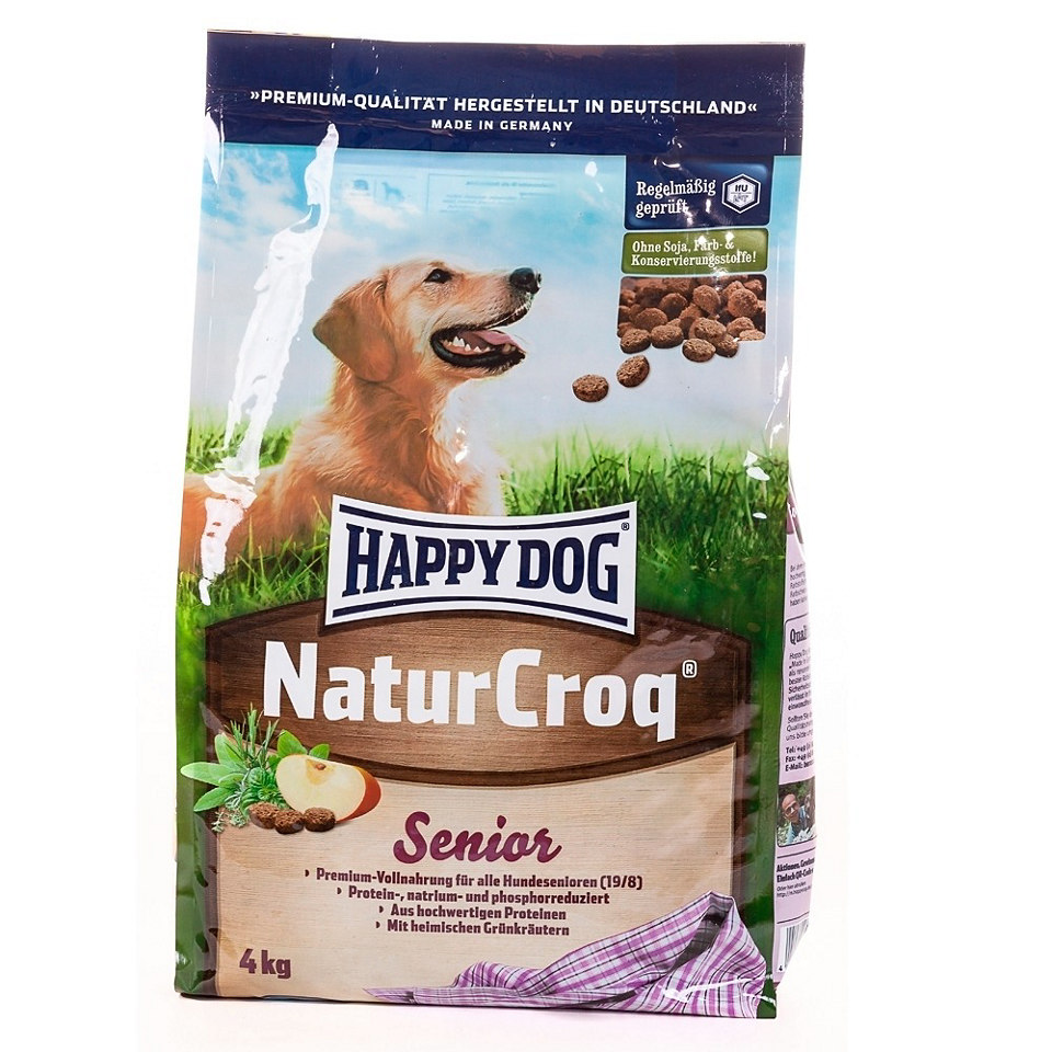 Hundefutter �NaturCroq Senior� (1 x 15 kg)