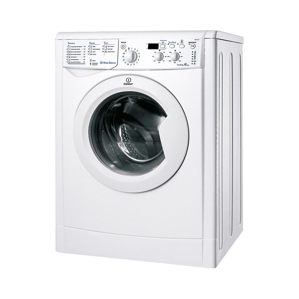 Indesit Waschmaschine IWD 61452 C ECO DE, A++, 6 kg, 1400 U/Min