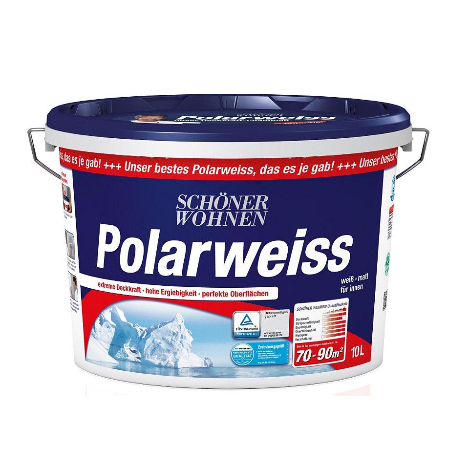 Innenfarbe �Polarweiss�