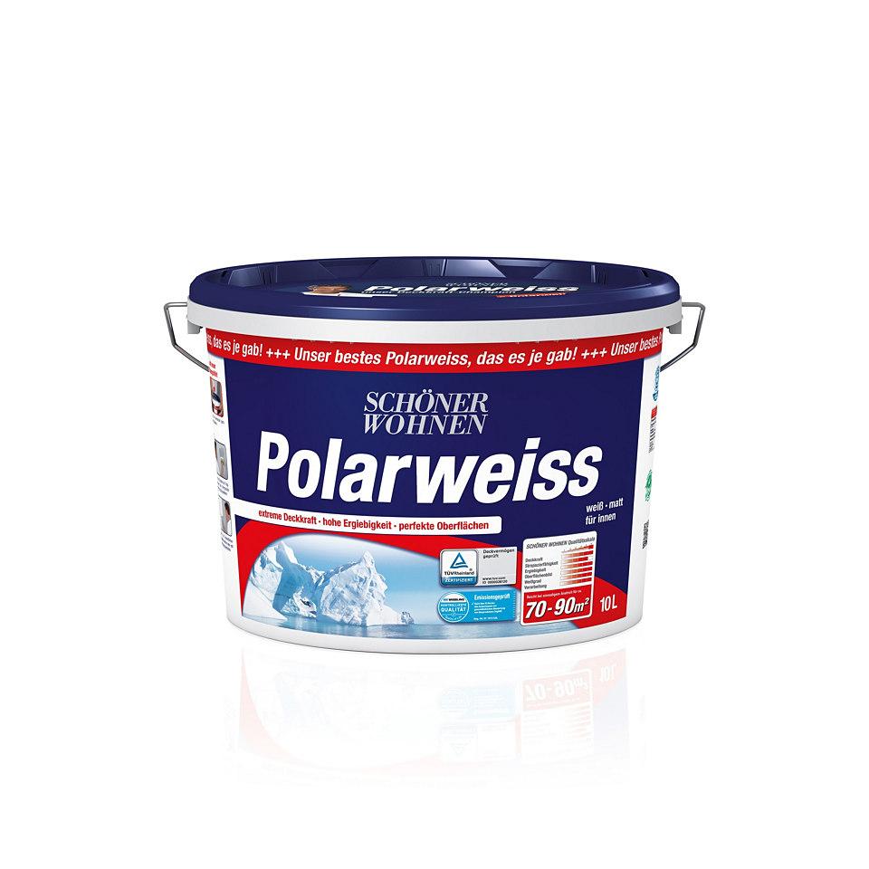 SCHÖNER WOHNEN KOLLEKTION Innenfarbe »Polarweiss«