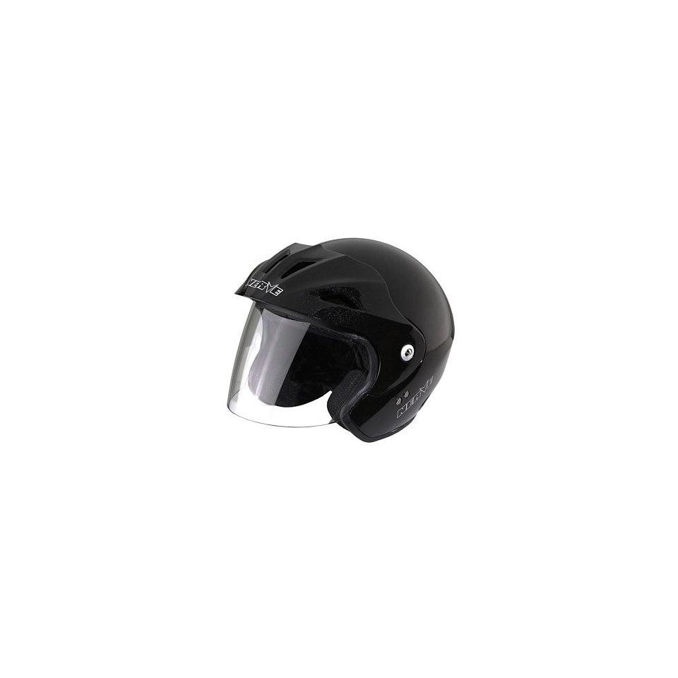 Jet-Motorradhelm »NH 1008« in schwarz