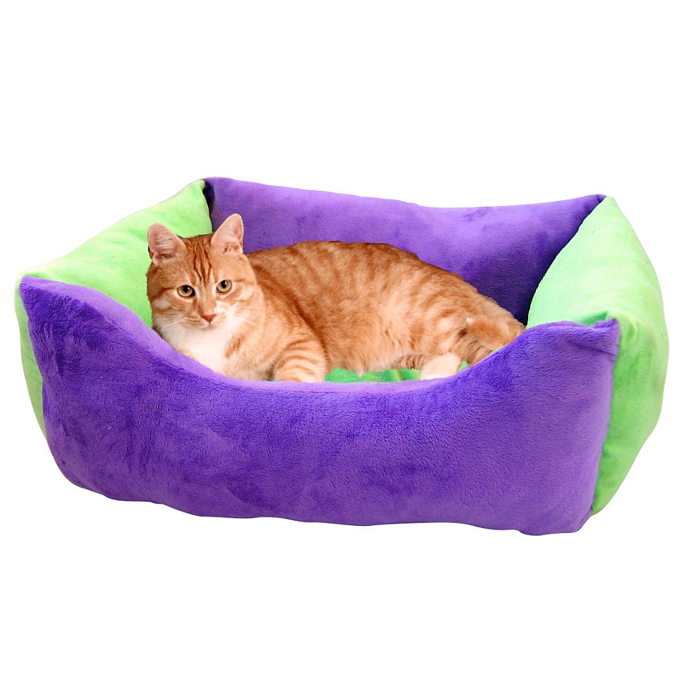 Katzenbett / Hundebett �Kuschelinsel�