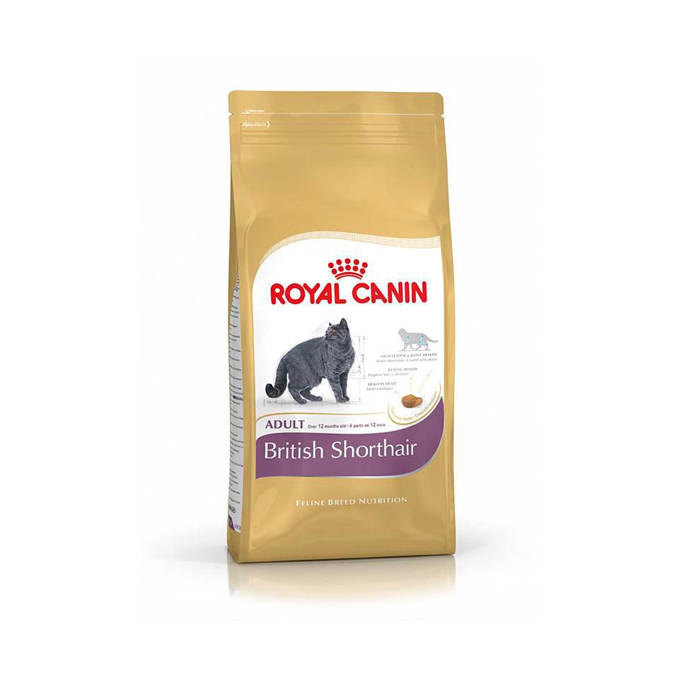 Katzenfutter - Alleinfuttermittel »British Shorthair 34«