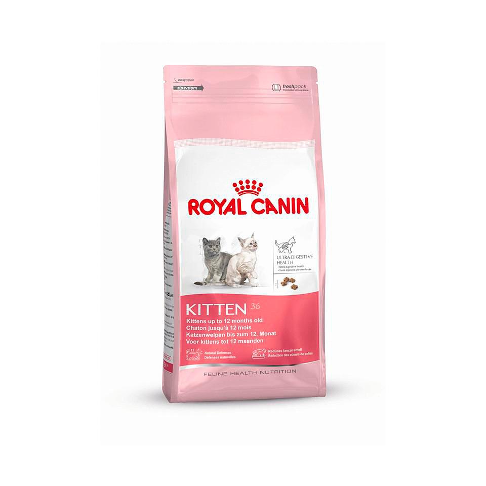Katzenfutter - Alleinfuttermittel »Kitten 36«