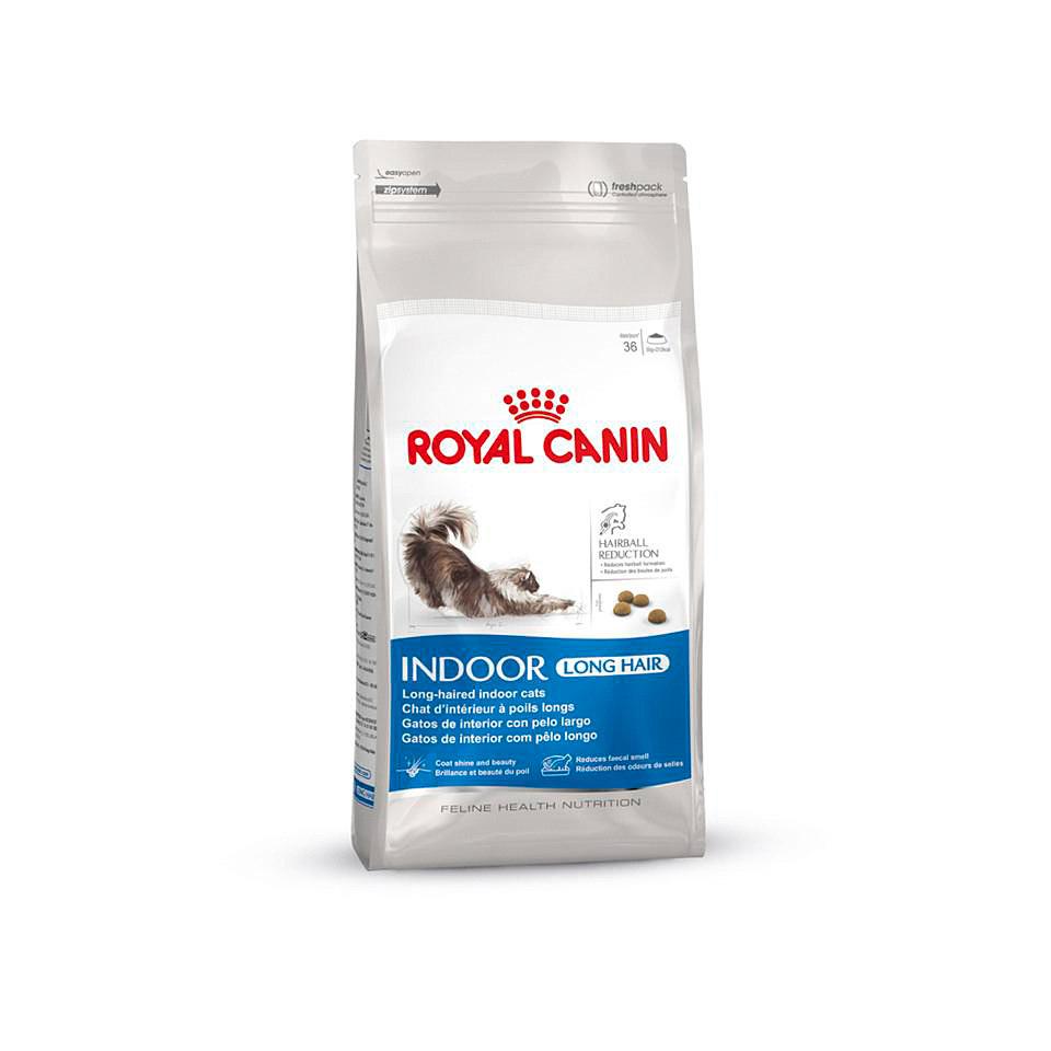 Katzenfutter - Alleinfuttermittel »Longhair 35«