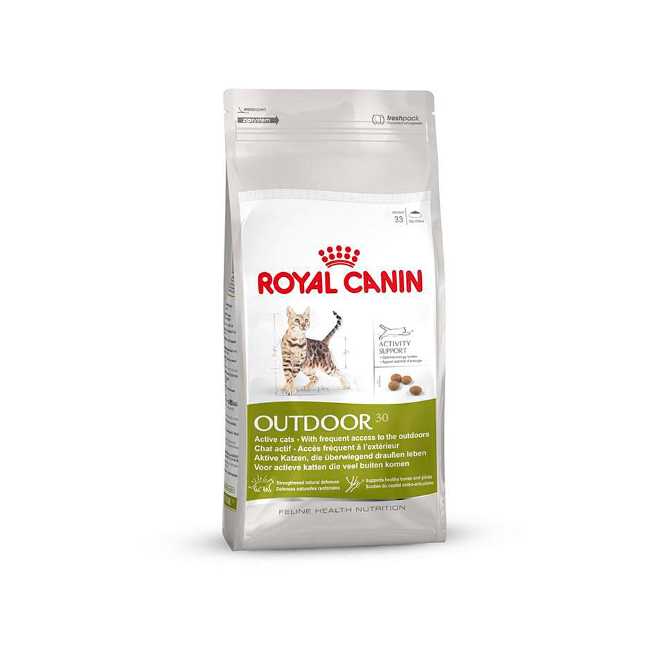Katzenfutter - Alleinfuttermittel �Outdoor 30�