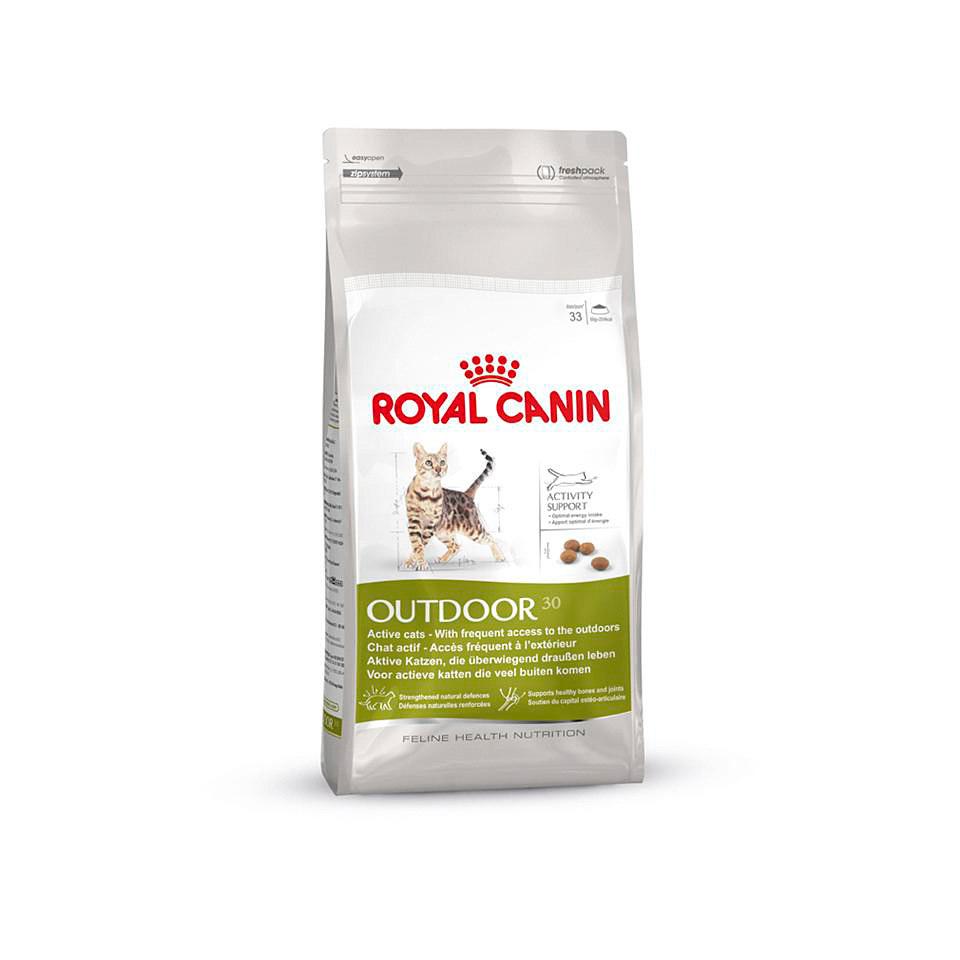 Katzenfutter - Alleinfuttermittel »Outdoor 30«