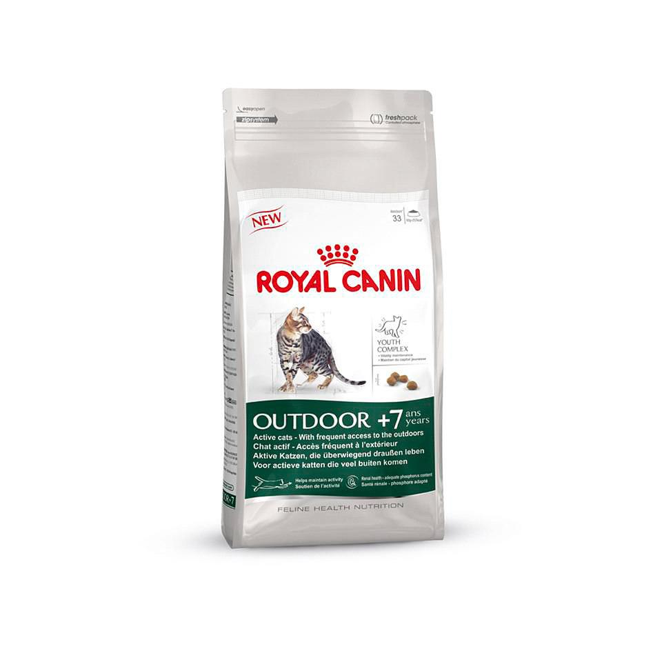 Katzenfutter - Alleinfuttermittel »Outdoor Mature 28«