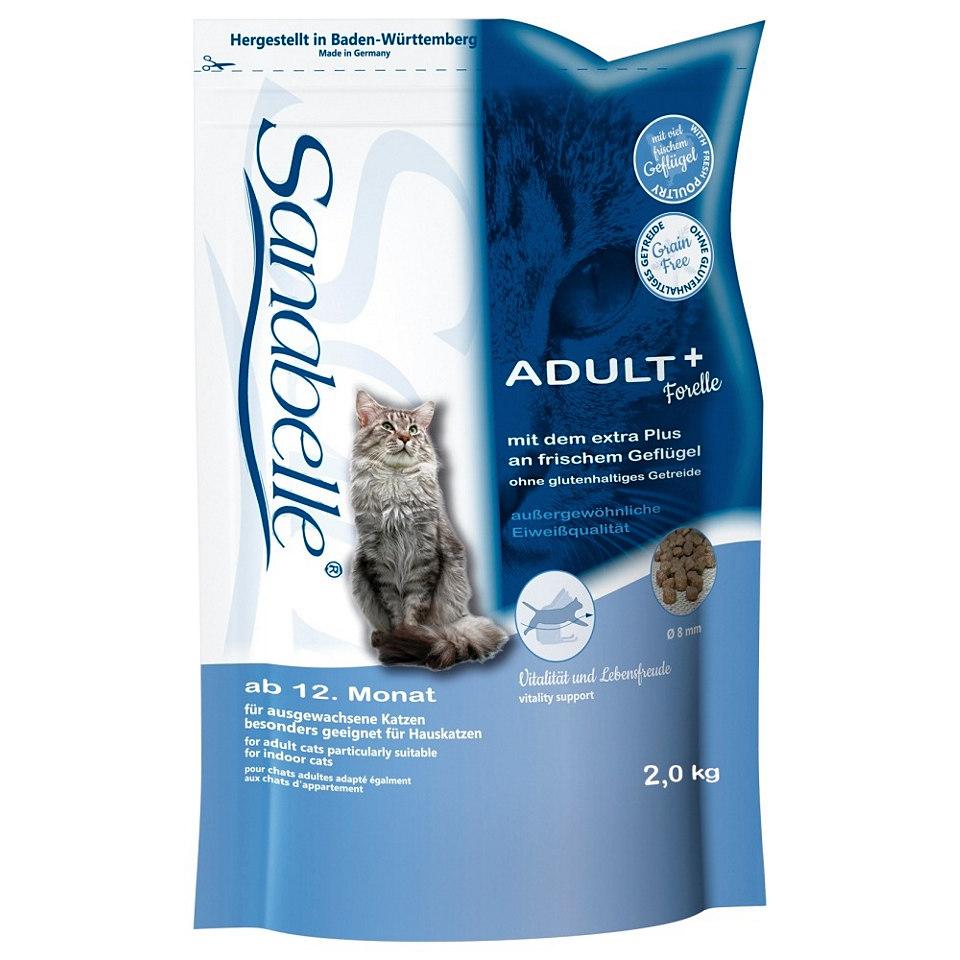 Katzenfutter - Alleinfuttermittel Sanabelle