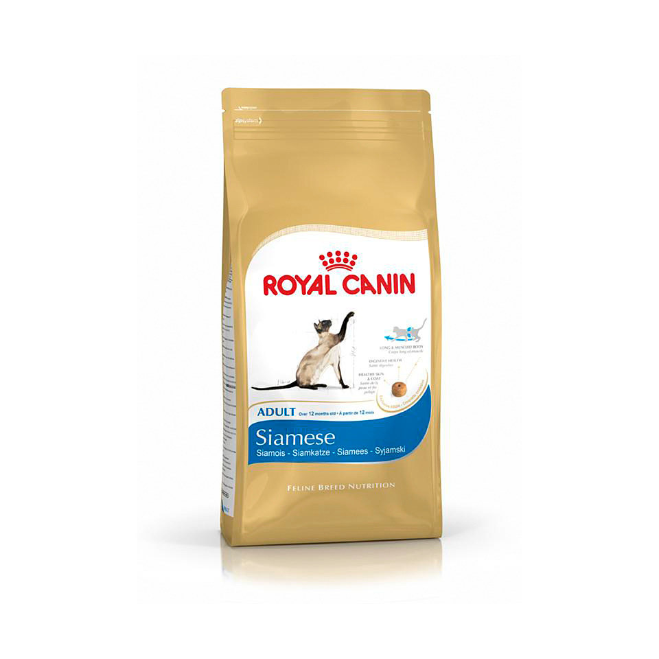 Katzenfutter - Alleinfuttermittel »Siamese 38«