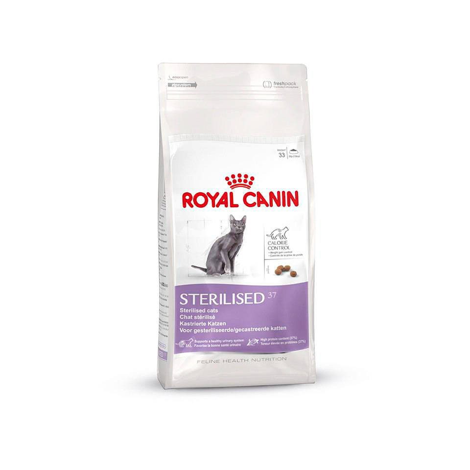 Katzenfutter - Alleinfuttermittel »Sterilised«