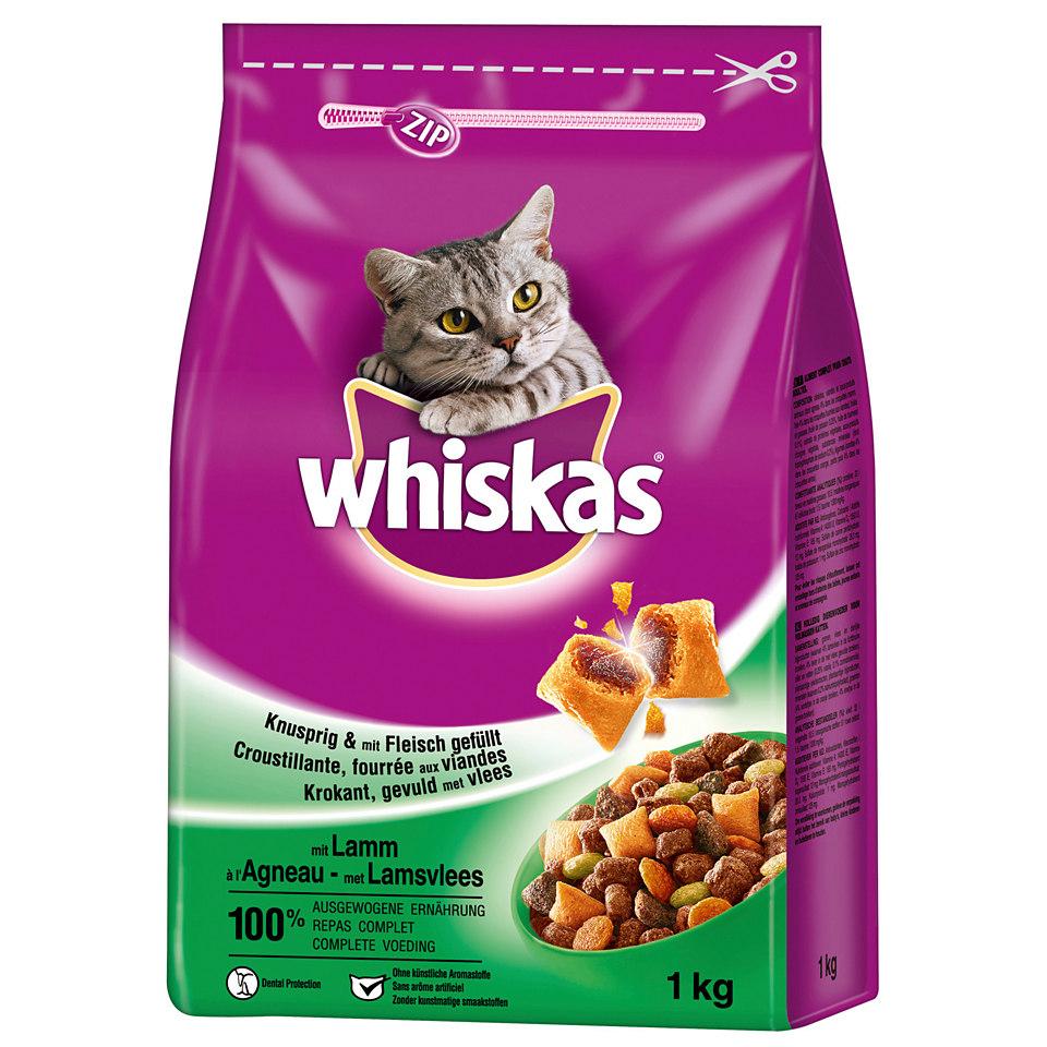 Katzenfutter - Trockenfutter 6 x 1,75 Kg �Junior Huhn�