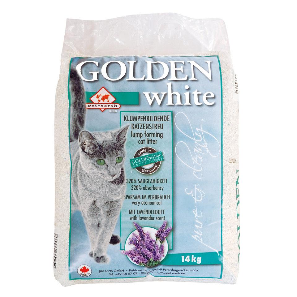 Katzenstreu �Golden White�