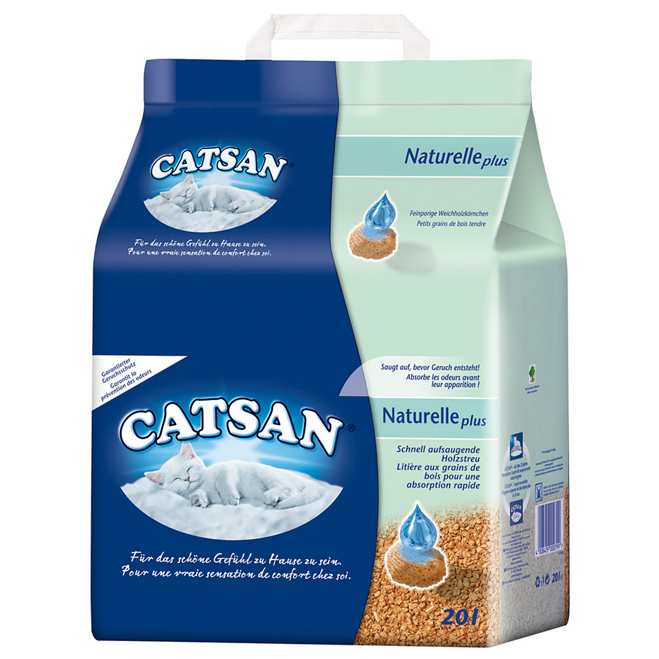 Katzenstreu �Sensitive Naturelle�