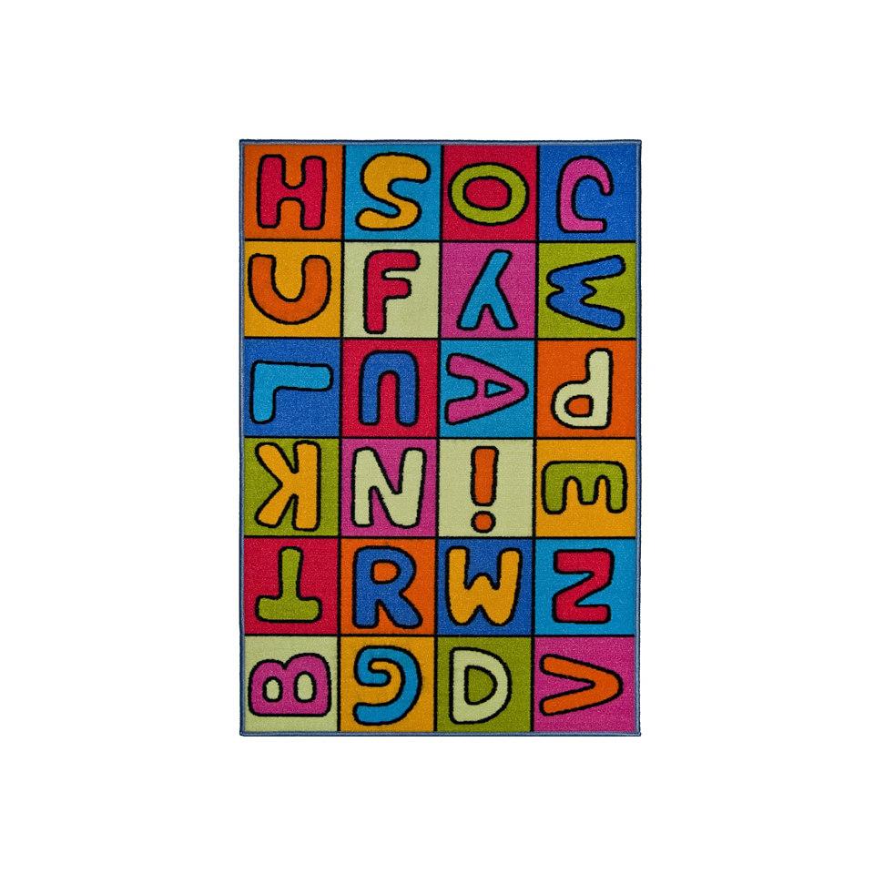 Kinder-Teppich, Andiamo, »Buchstaben«, getuftet