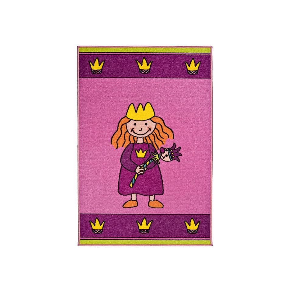 Kinder-Teppich, Andiamo, »Prinzessin«, getuftet