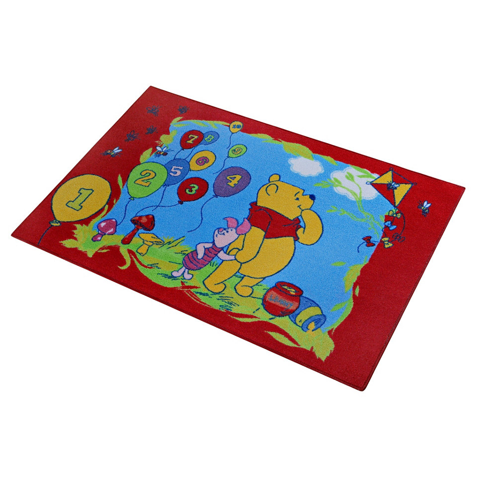 Kinder-Teppich, Ecorepublic Home, Disney, �Winnie Pooh�, getuftet