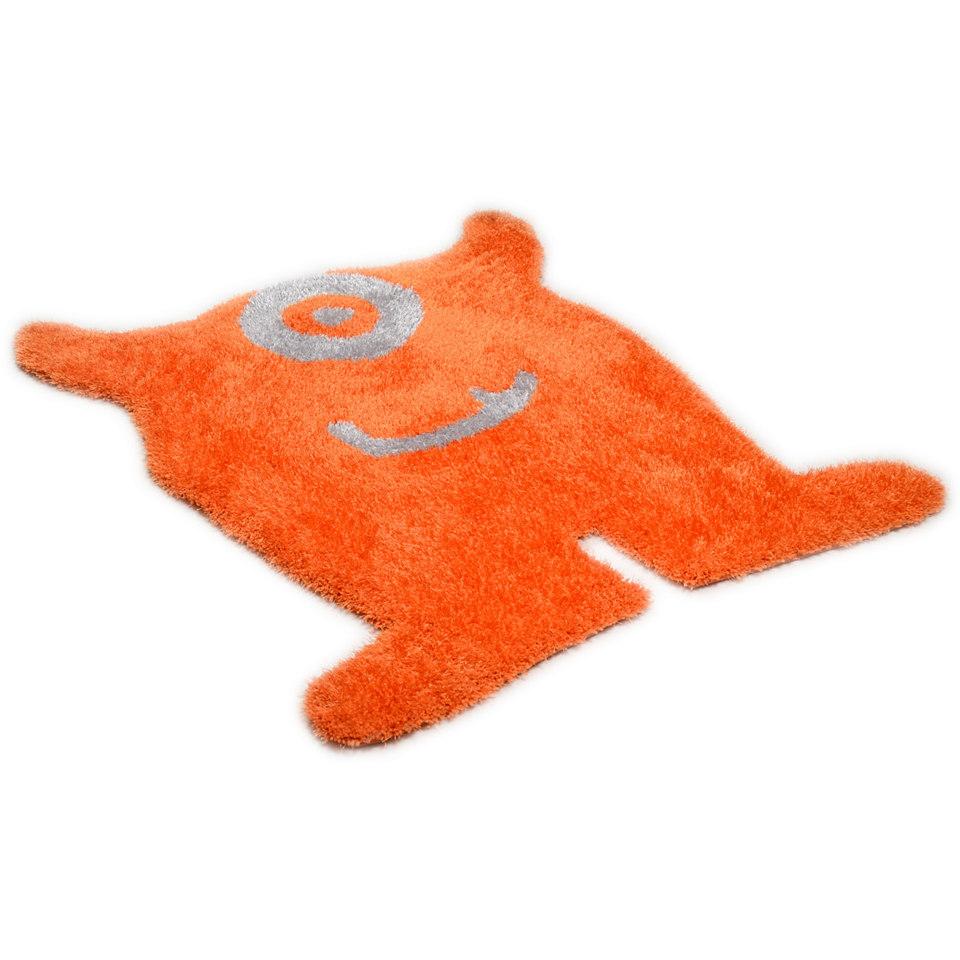 Kinder-Teppich, Tom Tailor, �Soft Monster�, Hochflor, H�he 30 mm, handgearbeitet