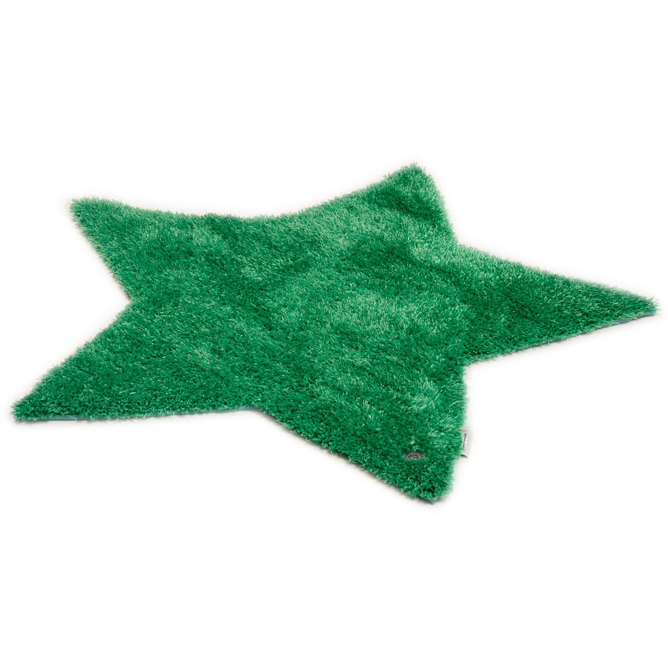 Kinder-Teppich, Tom Tailor, »Soft Stern«, Hochflor, Höhe 30 mm, handgetuftet