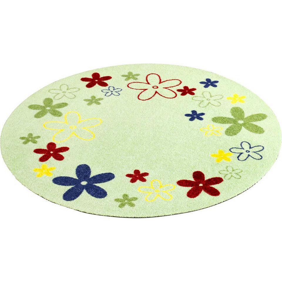 Kinder-Teppich, Zala Living, »Blumen«
