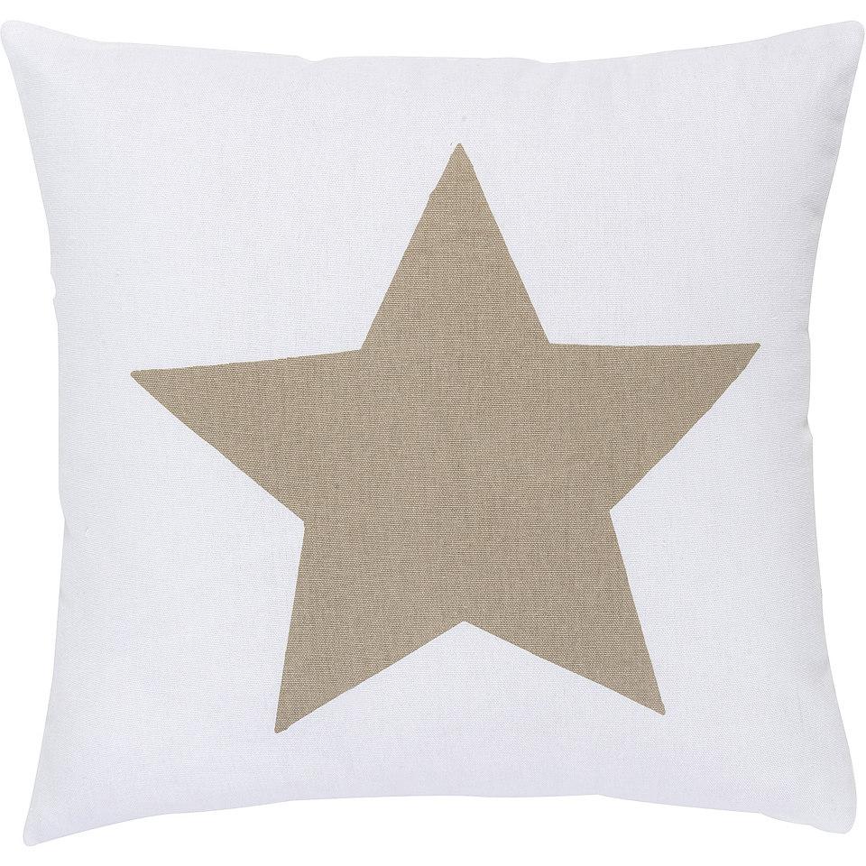 Kissen, Elbersdrucke, �BIG STAR� (1 St�ck)