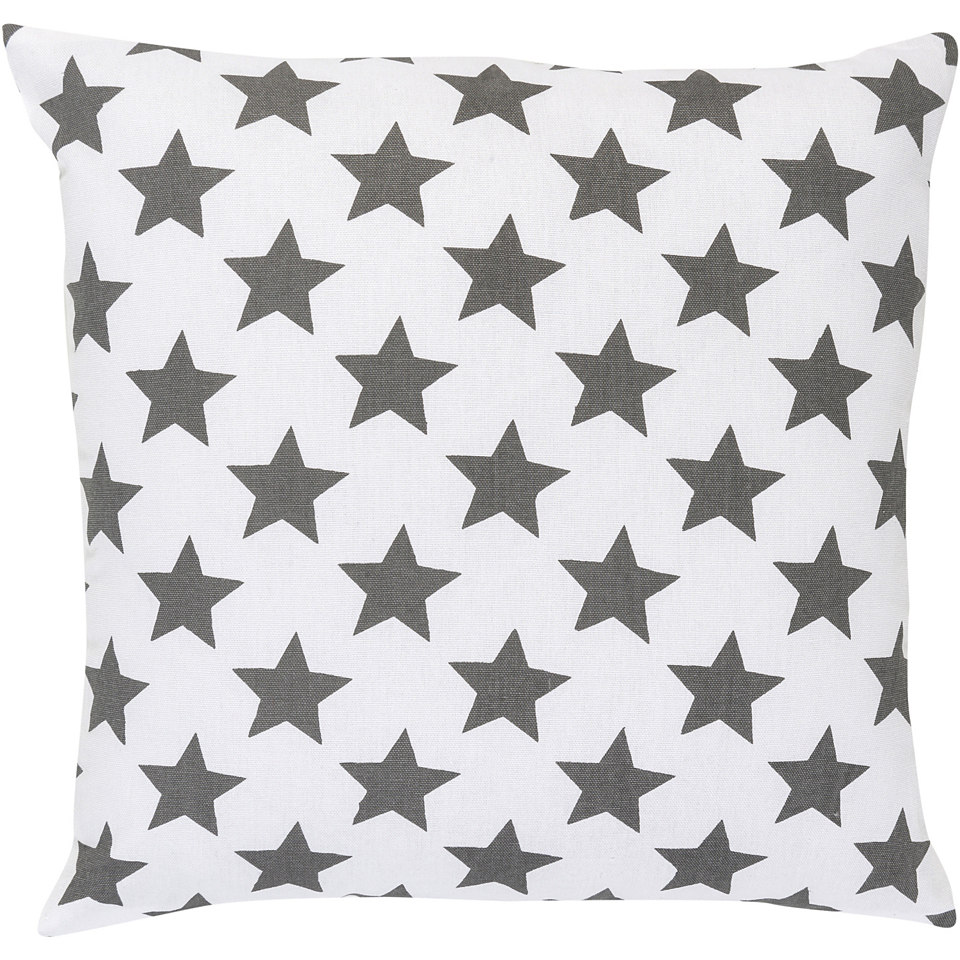 Kissen, Elbersdrucke, �STARS ALLOVER� (1 St�ck)