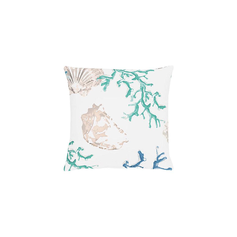 Kissenhülle, Apelt, »4056- Digitaldruck Koralle-Muschel«