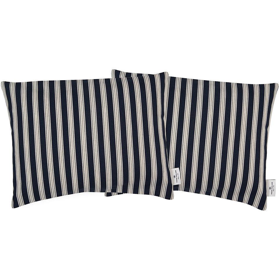 Kissenh�lle, Tom Tailor, �Stripes� (2 Stck.)