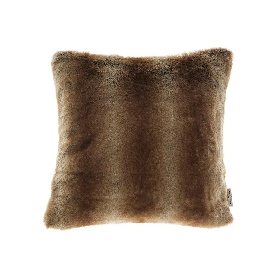 Kissenhülle, Tom Tailor, »T-Fleece« (1er Pack)