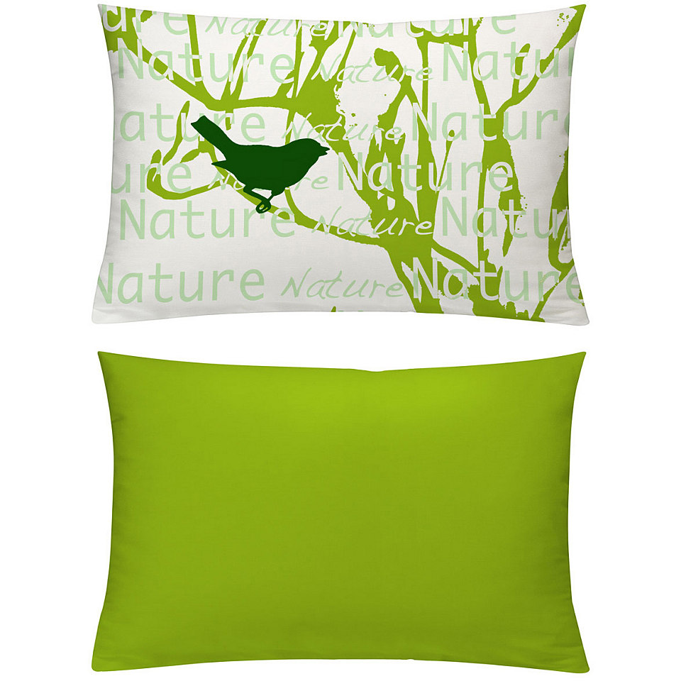 Kissenhüllen, Emotiontextiles, »Nature« (1er Pack)
