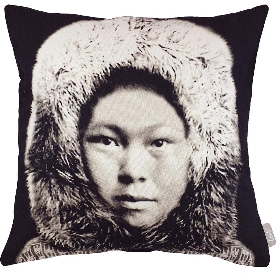 Kissenh�llen, Linne, �Eskimo� (1 Stck.)