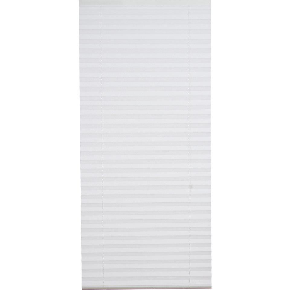 Klebe-Plissee, K-home, »Como«, im Festmaß, Lichtschutz, (1 Stck.)