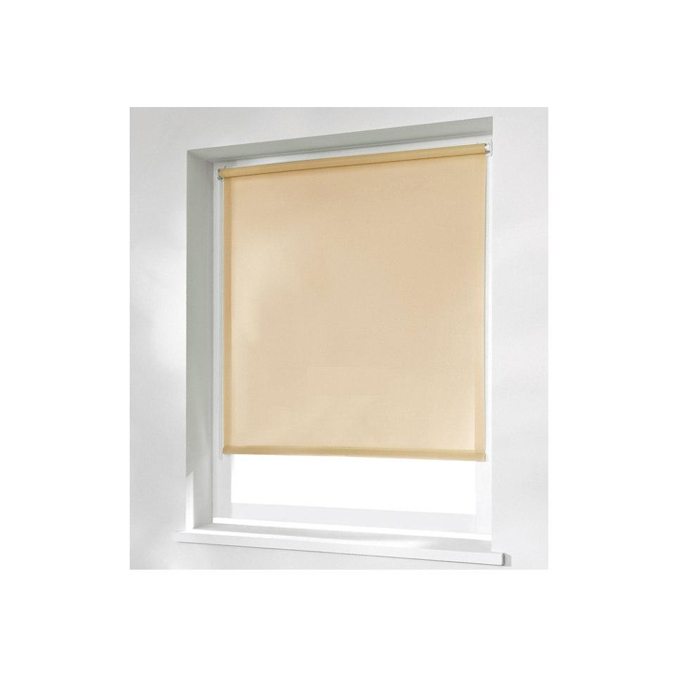 Klemmfix-Seitenzugrollo, my home, »Tomar«, im Fixmaß, ohne Bohren, Lichtschutz (1 Stück)