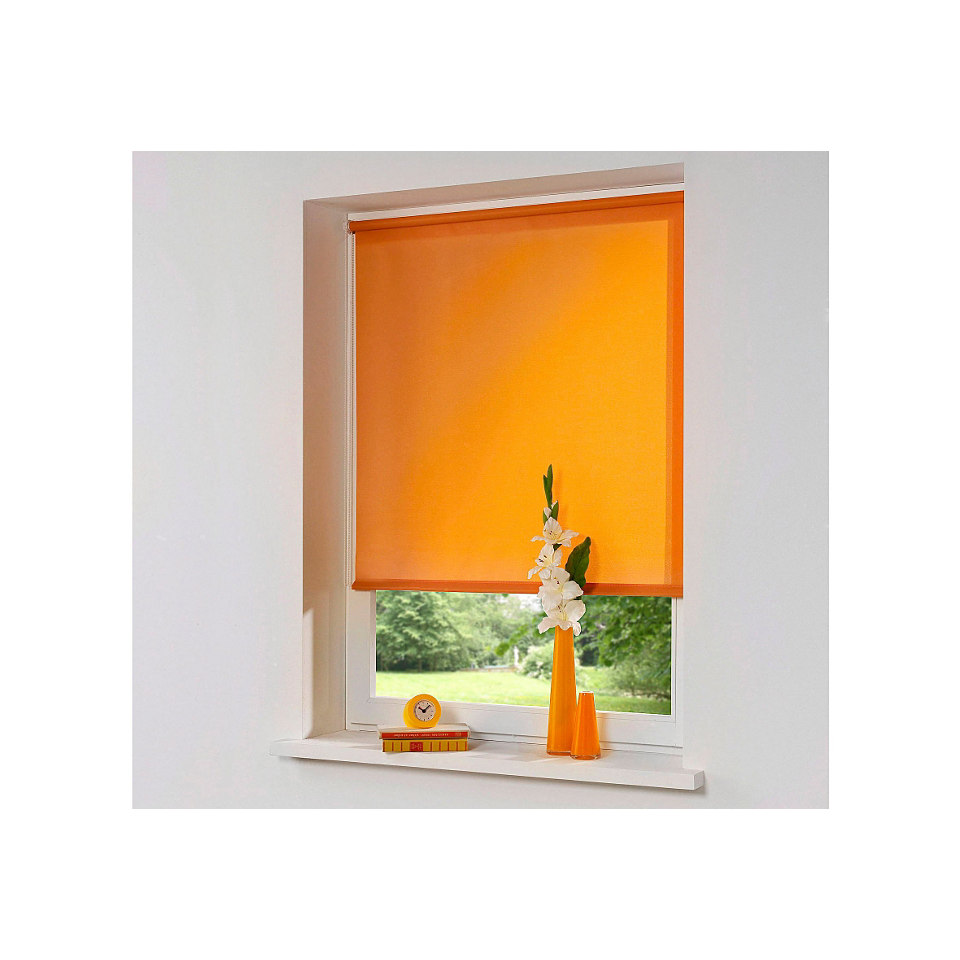 Klemmfix-Seitenzugrollo, my home, »Tomar«, im Fixmaß, ohne Bohren, Verdunkelung (1 Stück)