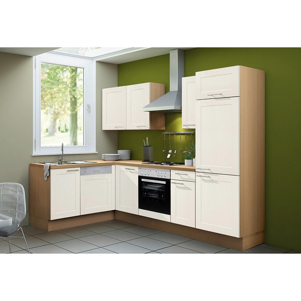 Komfort Winkel - Küchenzeile Steen, Set 2, Breite 270 x 175 cm, ohne Elektrogeräte