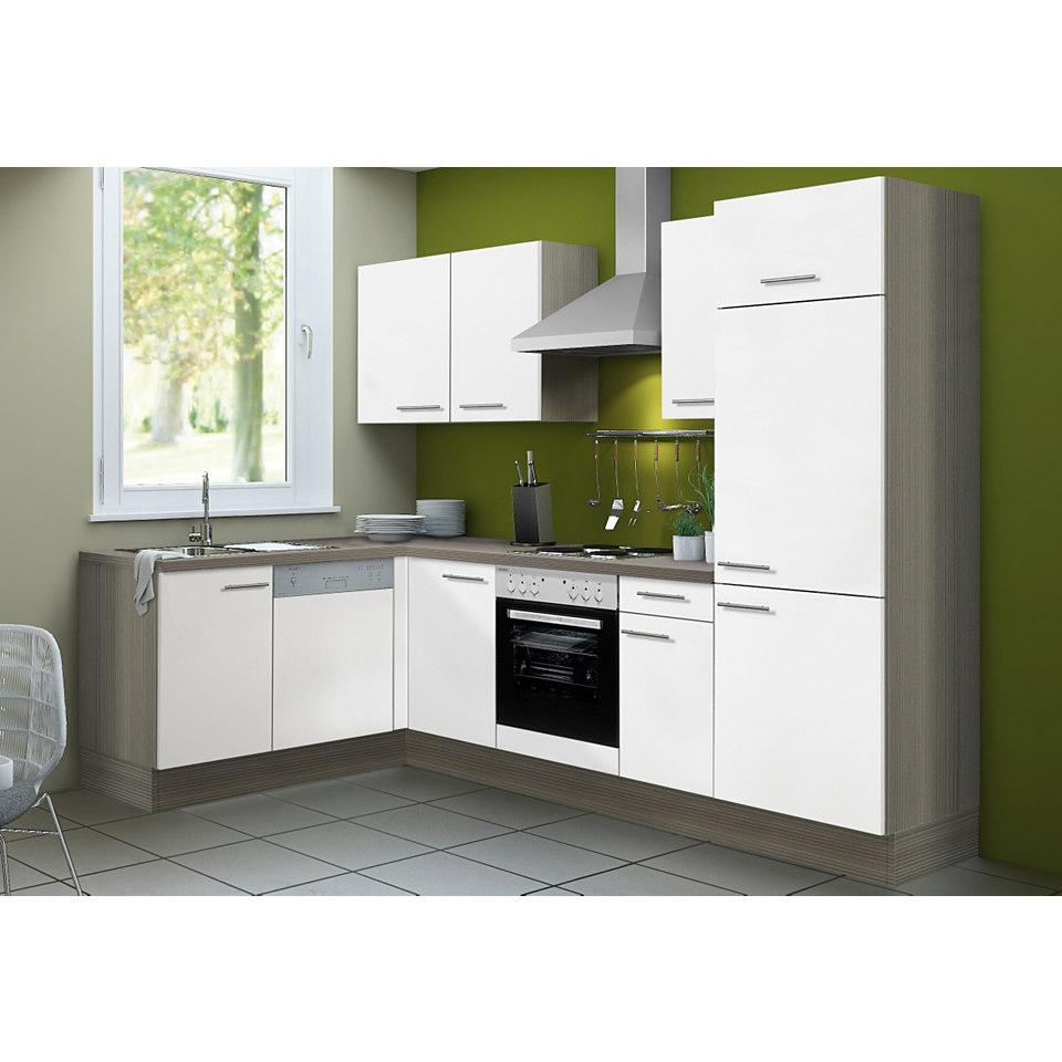 Komfort Winkel-Küchenzeilen Torger & Lasse, Set 1, Breite 270 x 175 cm, ohne Elektrogeräte