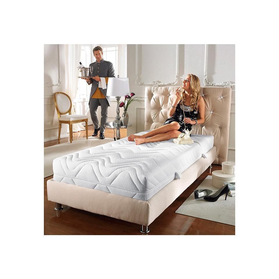 Komfortschaummatratze, �Schlafen wie im Luxushotel�, BeCo